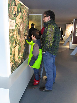 Familien im Museum©Museum Nienburg/Weser