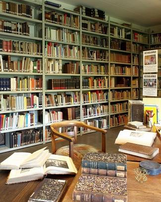 2021 Museumsbibliothek©Museum Nienburg/Weser