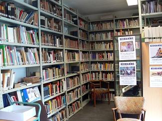 Bibliothek des Museums Nienburg/Weser©Museumsverein für die ehemaligen Grafschaften Hoya, Diepholz und Wölpe