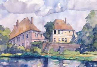 ehemaliges Schloss Hoya