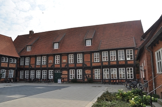 Fresenhof Innenhof©Museum Nienburg/Weser