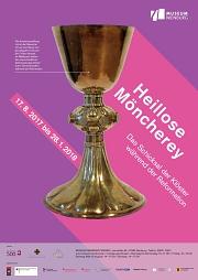 Heillose Möcherey Plakat