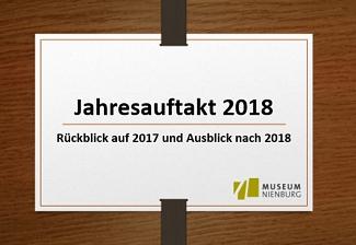 Jahresauftakt 2018©Museum Nienburg/Weser