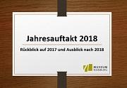 Jahresauftakt 2018
