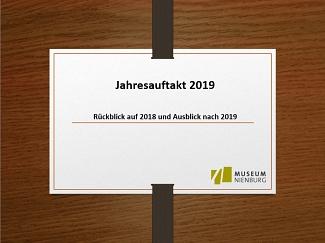 Jahresauftakt 2019©Museum Nienburg/Weser