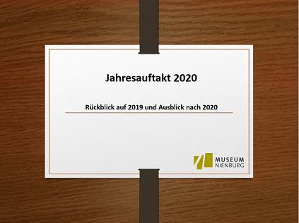 Jahresauftakt 2020©Museum Nienburg/Weser