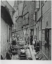 Kanalbauarbeiten in der Alten Schulstraße