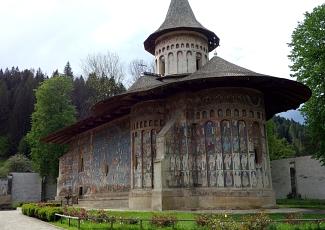 Klosterkirche von Voronet
