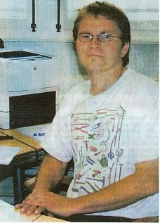 Kommunalarchäologe Dr. Jens Berthold