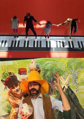 Mister Piano und Schnurzepiepe