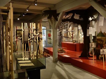 Sonderausstellung Der Dreißigjährige Krieg©Museum Nienburg/Weser