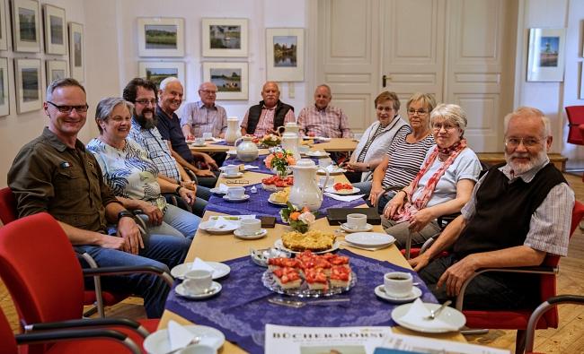 Treffen der Ehrenamtlichen 2016