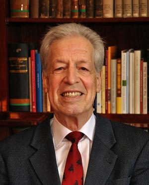 Dr. Henning Scherf, Bürgermeister a. D. der Freien Hansestadt Bremen.