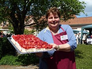 Ein Bild aus vergangenen Tagen, das Ziel bleibt aber gleich – das Museum Nienburg möchte seine Gäste mit Kuchen und Kaffee verwöhnen!